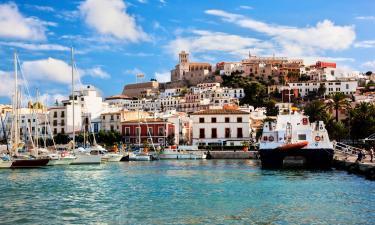 Hotels in Ibiza City Centre