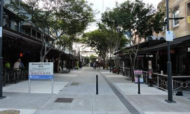 Hotels in Fortitude Valley