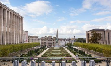 Hotels in Brussels Centre