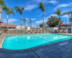 Motel 6-Stanton, CA