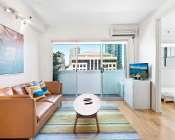 Lance - Beyond a Room Private Apartments
