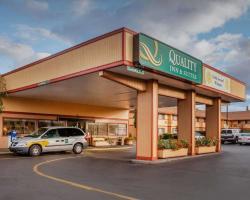 Quality Inn & Suites Medford Airport