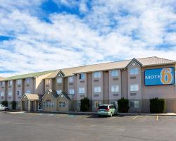 Motel 6-Bernalillo, NM