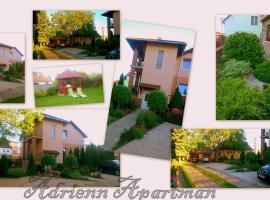 Adrienn Apartman, hotel in Sárvár