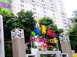 Pesona Kalibata City, hotel in Jakarta
