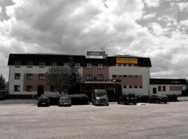 Hotel Rozkoš, hotel v České Skalici