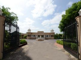 Heritage Resort Bikaner, accessible hotel in Bikaner