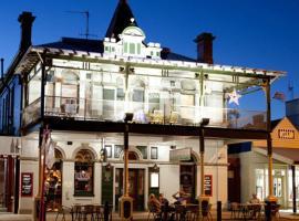 The Shamrock Hotel (Live Music Venue), hotel in Echuca