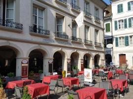 Hostellerie du XVI Siècle, hôtel à Nyon près de: Casino de Divonne