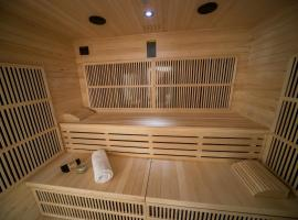 Les Terrasses Suite et Loft de Campagne, villa in Avon-les-Roches