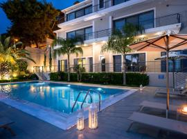 Melina Apartments Pool View, hotel near Museum of Natural History of Kefalonia and Ithaca, Argostoli