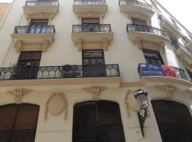 Hostal Moratin, habitació en una casa particular a València