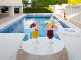 Villa Apartments Bella, hotel near St.Peter's Church Trogir, Trogir