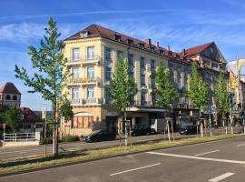 Novum Hotel Ruf Pforzheim, hotel in Pforzheim