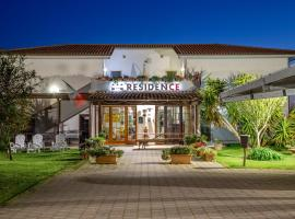 Tris Hotel, hotel a Orbetello