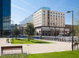 Apogia Paris, hotel near Fairground Museum, Ivry-sur-Seine