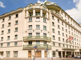 Austria Trend Hotel Ananas Wien, hotel in 05. Margareten, Vienna