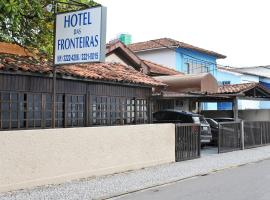 Hotel das Fronteiras, hotel near Plaza Shopping, Recife