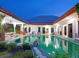 Victoria Villa, hotel near Phoenix Gold Golf and Country Club, Na Jomtien