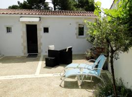 La Petite Maison sur l'Ile de Ré, accessible hotel in La Flotte