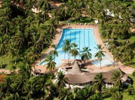 Hôtel Sarakawa, hotel in Lomé