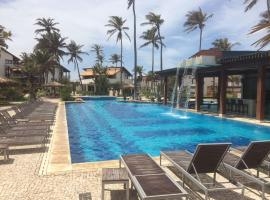 Apartamento no Taiba Beach Resort, hotel with pools in Taíba