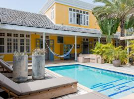 Boutique Hotel 't Klooster, hotel in Willemstad
