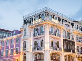 Internacional Design Hotel, luxury hotel in Lisbon