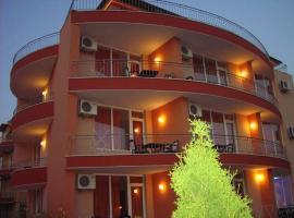 Фамилен Хотел Дежа Ву, хотел близо до Стария град Несебър, Равда