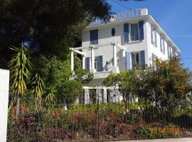 Hotel Albert 1er, boutique hotel in Cannes