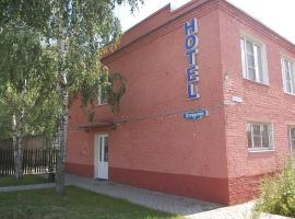 """Гостиница """"Открытая 7"""", отель в Вологде"""