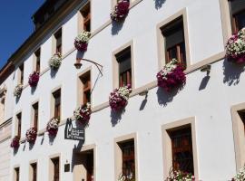 Hotel U Dómu sv. Václava, ubytování v soukromí v destinaci Olomouc