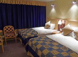 Cabarfeidh Hotel, hotel in Stornoway