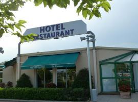 Charme Hotel en Beaujolais, hôtel à Belleville-sur-Saône