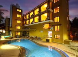 De Baga Deck Comforts, hotel near Infantaria, Calangute