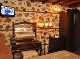 Harmony Butik Otel, отель в городе Аланья, рядом находится Пещера Дамлаташ