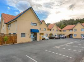 Bella Vista Motel Whangarei, motel in Whangarei