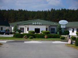 Hotel Nevada – hotel w Łagowie