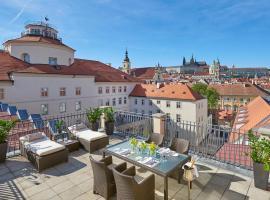 Mandarin Oriental, Prague, hotel near Prague Castle, Prague