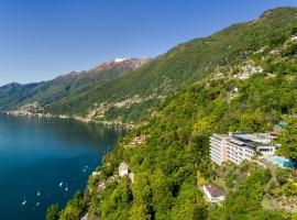 Casa Berno Swiss Quality Hotel, отель в Асконе