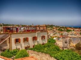 Minos Pension, guest house in Rhodes Town