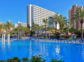 Sol Pelicanos Ocas, hotel en Benidorm