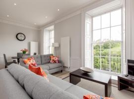 Destiny Scotland - Chisholm Hunter Suites, hotel cerca de Charlotte Square, Edimburgo
