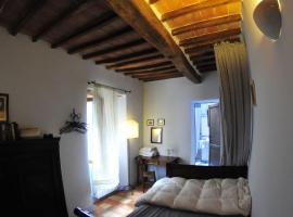 Le Maribelle, villa in Monticchiello