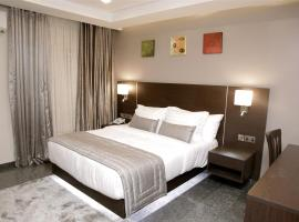 The Nook Hotel, hotel in Lagos