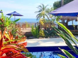 Kebun Rohani Cottages, hotel in Senggigi