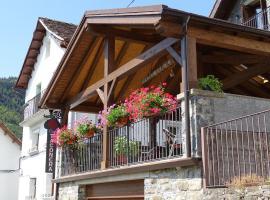 Casa Taconera, casa rural en Ansó