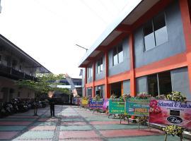 Shanrilla Hotel, hotel in Tasikmalaya