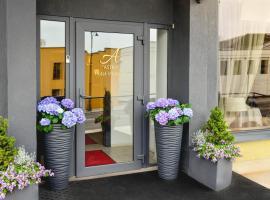 Astra Hotel, отель в Клайпеде