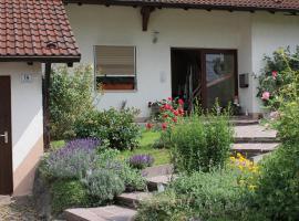 Ferienwohnung Ausblick, Hotel in der Nähe von: Golfclub Lindau-Bad Schachen, Weißensberg
